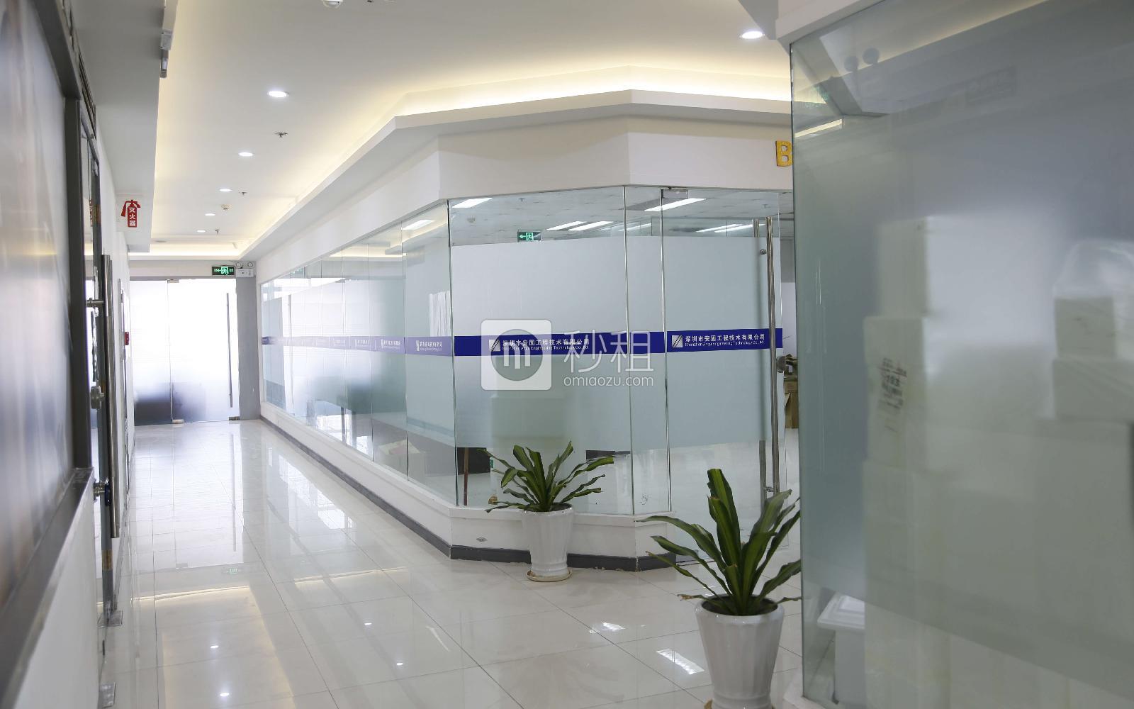 宝安-西乡 IDT研发中心 242.5m²