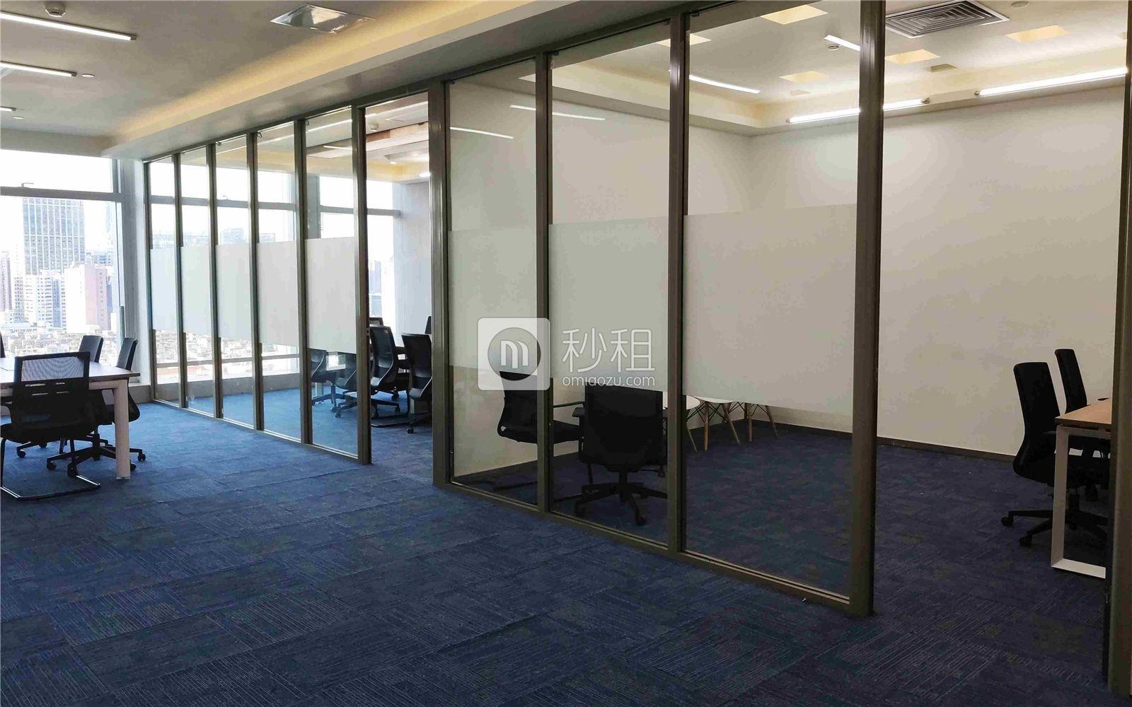 珠控国际中心-珠控商务大厦写字楼出租194平米精装办公室120元/m².月