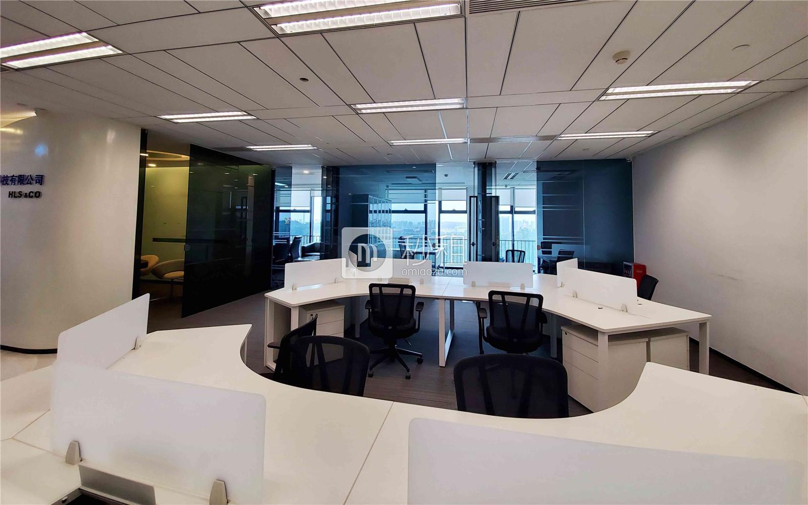 保利大都汇写字楼出租197.37平米精装办公室34500元/月