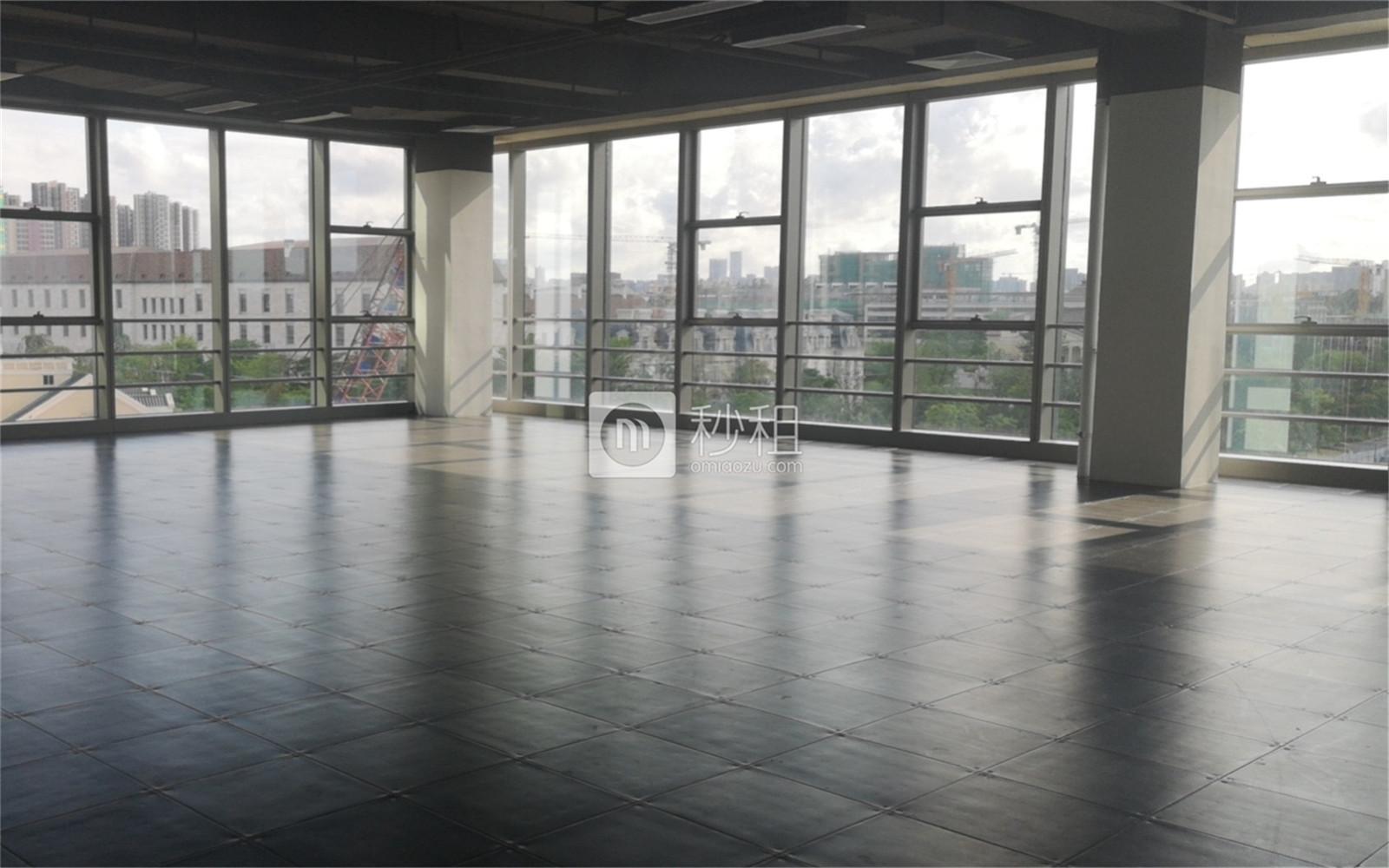 有所为大厦写字楼出租278平米简装办公室111元/m².月