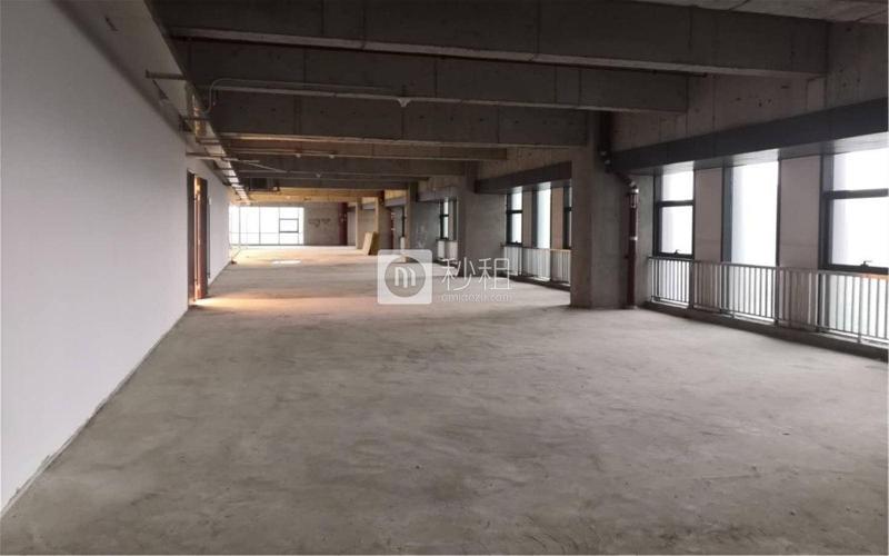 展辰大厦写字楼出租400平米毛坯办公室50元/m².月