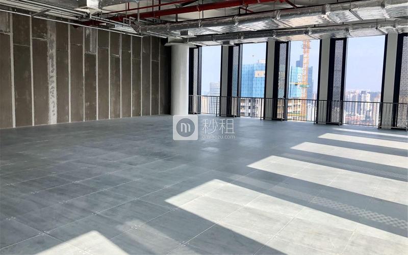华联城市中心写字楼出租2200平米简装办公室150元/m².月