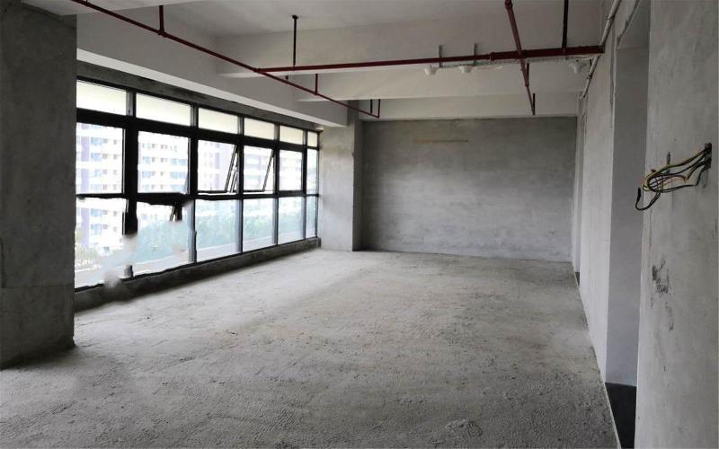 华强创意公园(华强Idea Park)写字楼出租77平米毛坯办公室50元/m².月