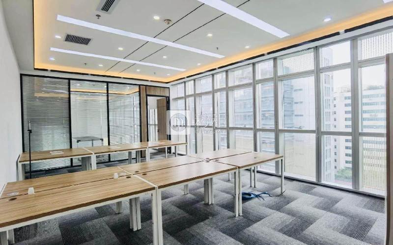 讯美科技广场写字楼出租184平米豪装办公室88元/m².月