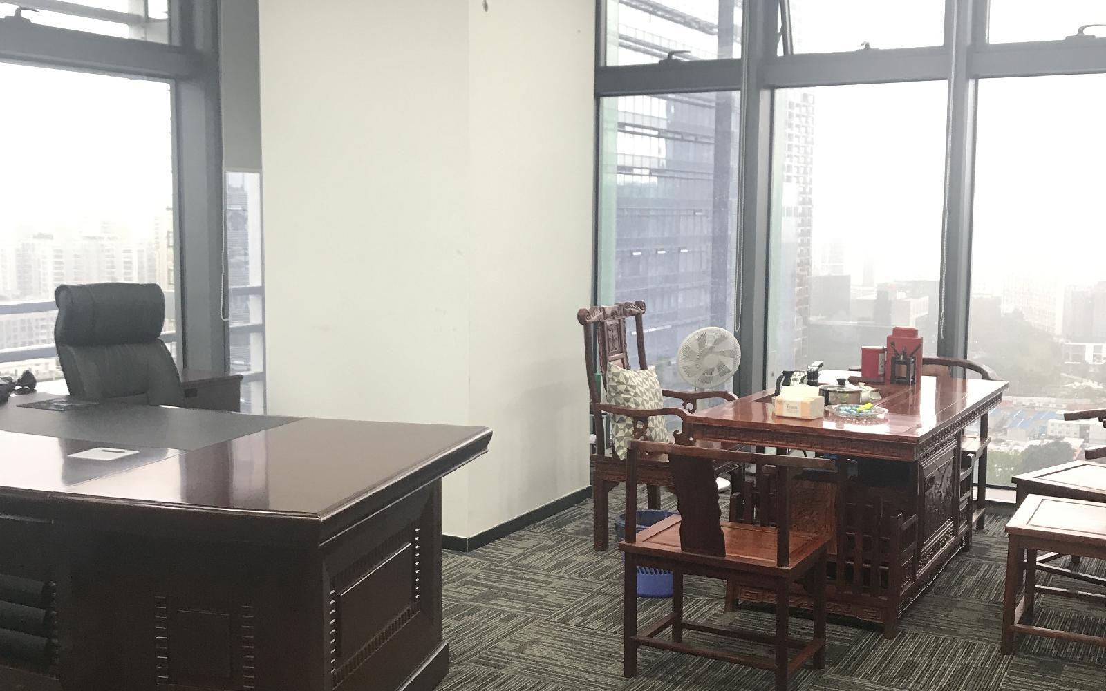 深圳湾科技生态园(三期)写字楼出租629平米豪装办公室90元/m².月