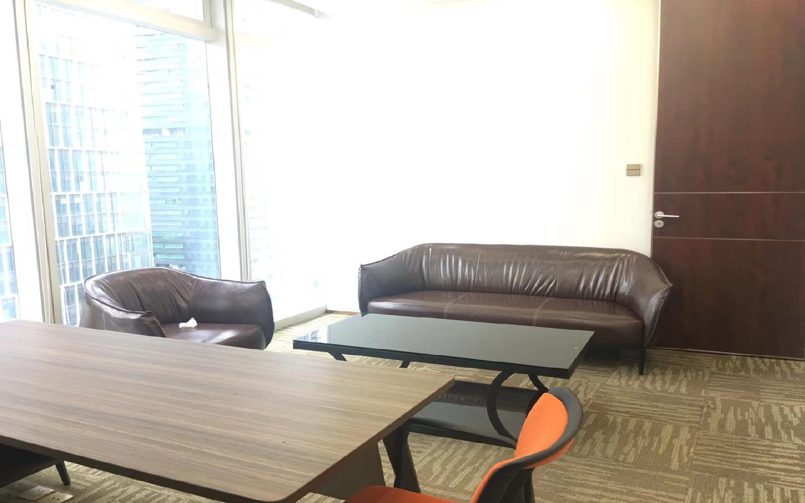 卓越前海壹号写字楼出租278平米豪装办公室128元/m².月