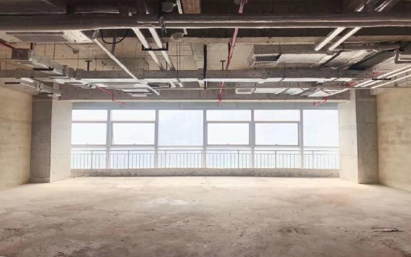 众冠大厦写字楼出租508平米精装办公室99元/m².月