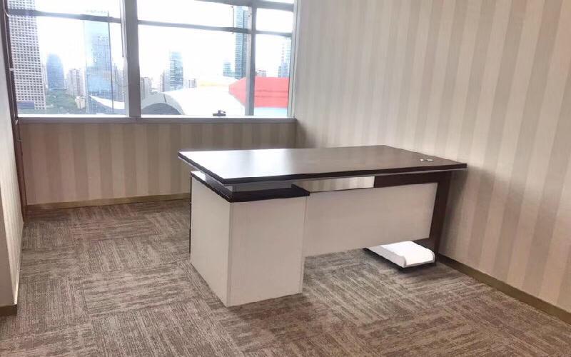 安联大厦写字楼出租148平米豪装办公室228元/m².月