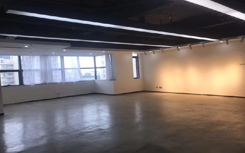 花样年美年广场写字楼出租259平米精装办公室70元/m².月