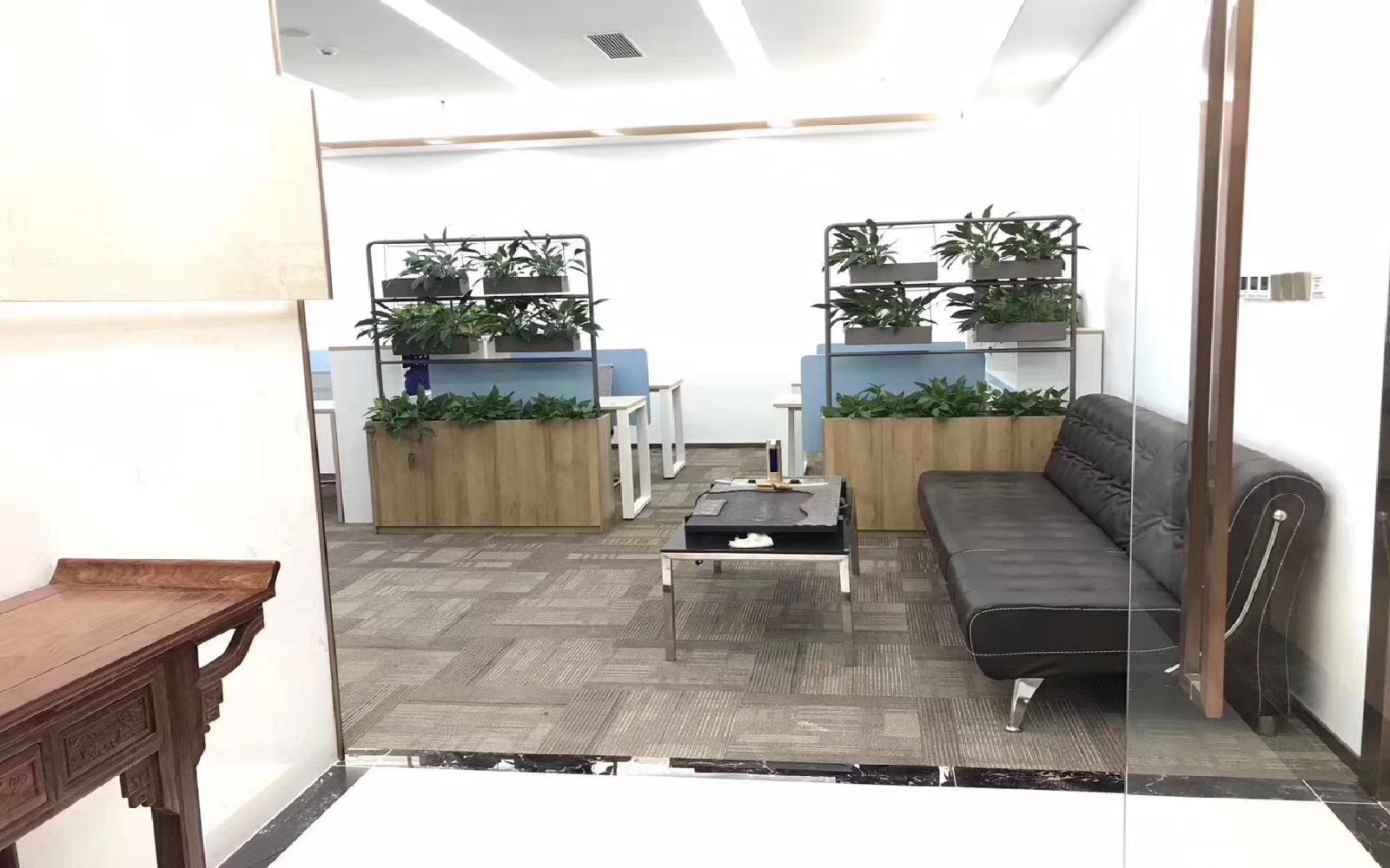 卓越前海壹号写字楼出租280平米精装办公室99元/m².月