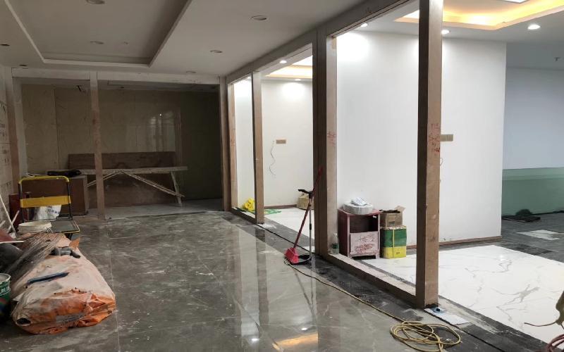 创新科技广场(一期)写字楼出租180平米精装办公室128元/m².月
