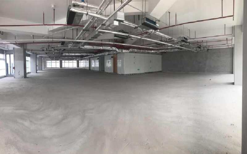 百度国际大厦写字楼出租2000平米毛坯办公室195元/m².月