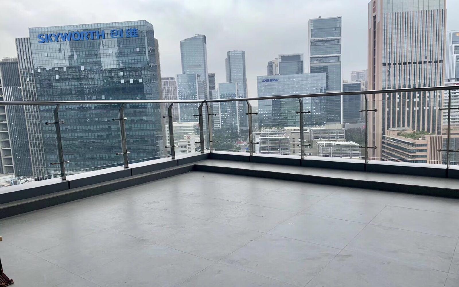 迈科龙大厦写字楼出租1360平米简装办公室156元/m².月
