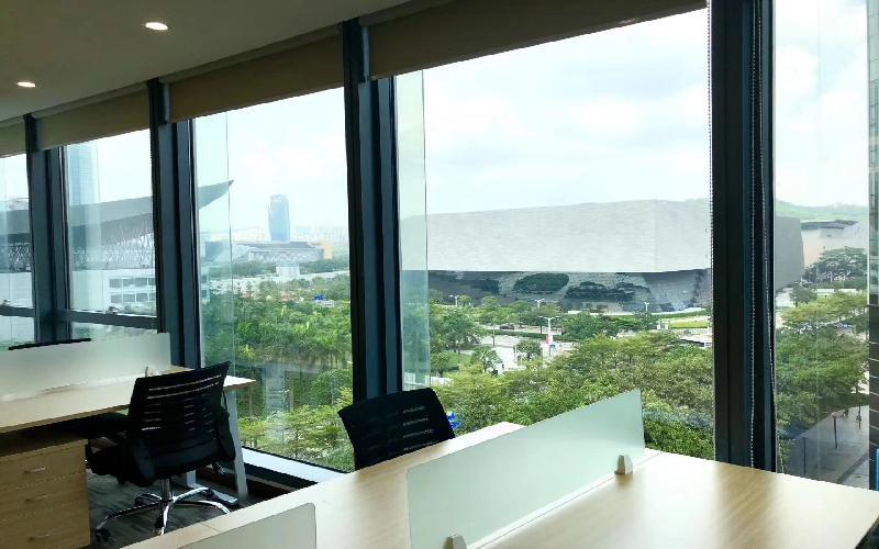 诺德金融中心写字楼出租278平米精装办公室235元/m².月