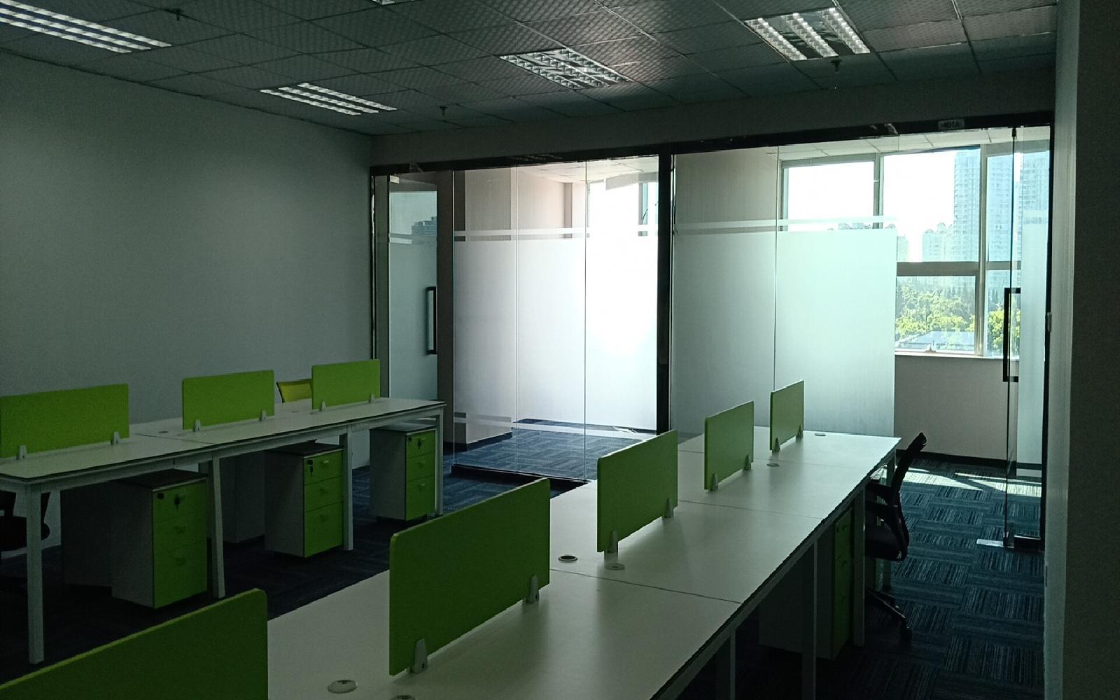 深圳湾科技生态园(三期)写字楼出租356平米精装办公室98元/m².月