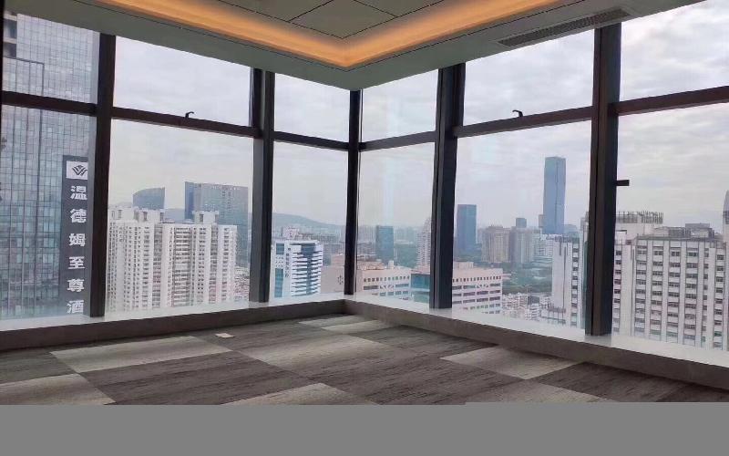 京地大厦写字楼出租363平米豪装办公室228元/m².月