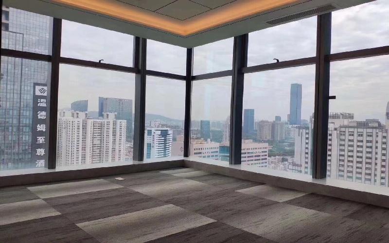 京地大廈寫字樓出租552平米豪裝辦公室236元/m2.月