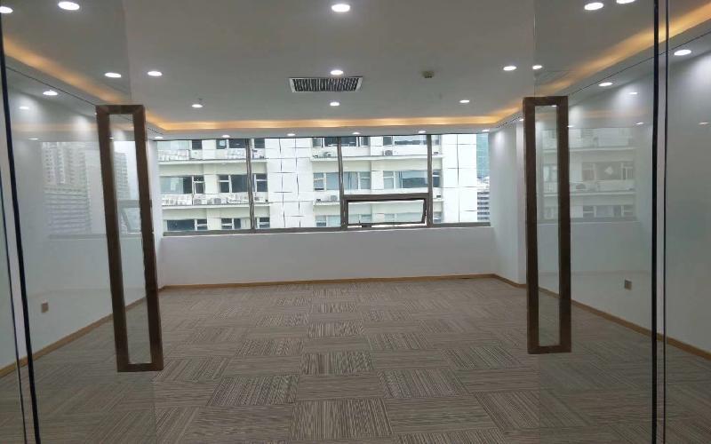 大庆大厦写字楼出租246平米精装办公室140元/m².月
