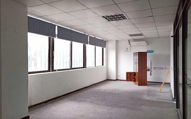 沛鸿大厦写字楼出租358平米精装办公室48元/m².月