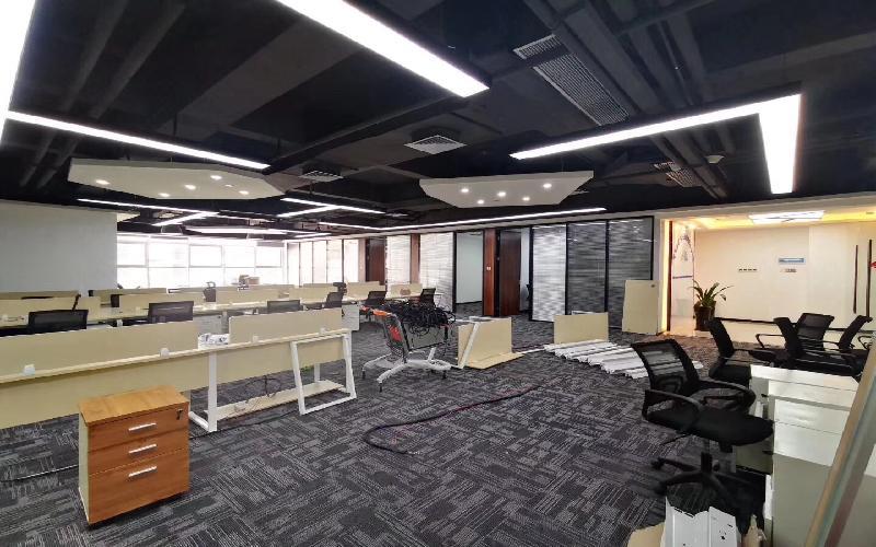 德维森大厦写字楼出租563平米精装办公室88元/m².月