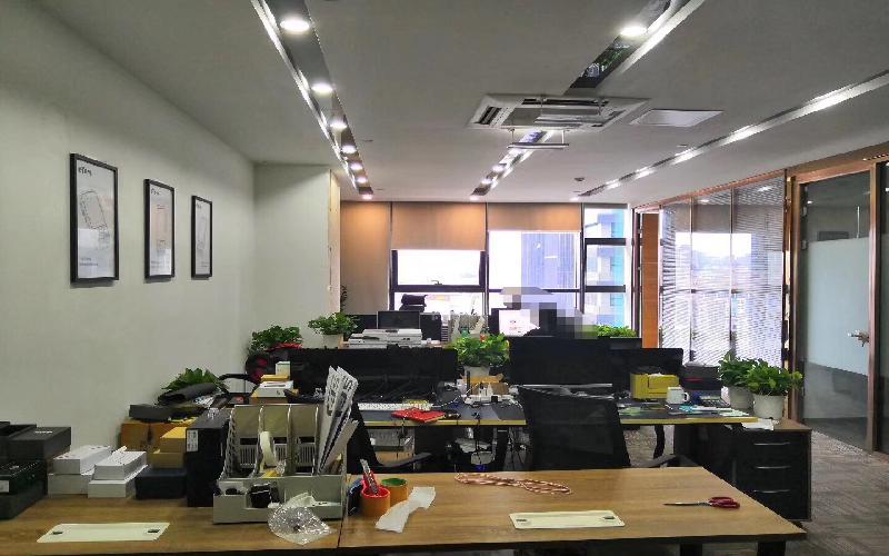 天安云谷写字楼出租188平米精装办公室90元/m².月
