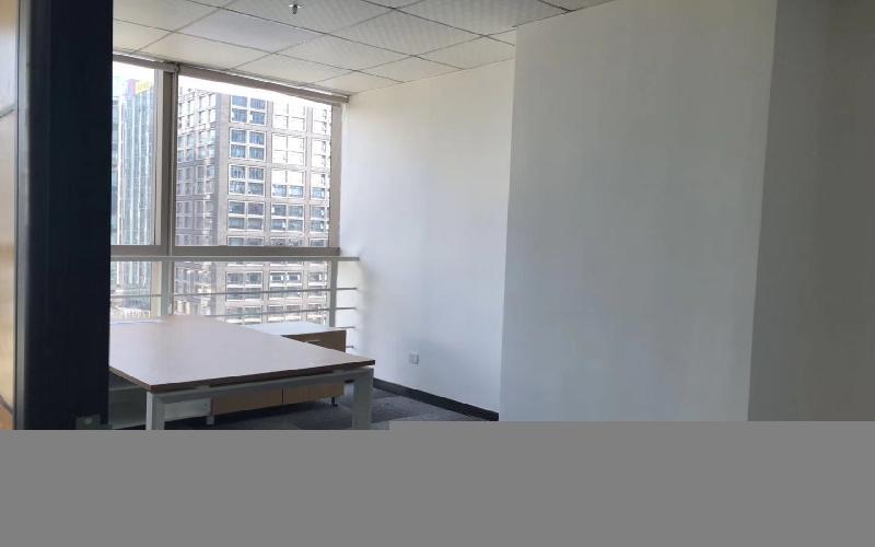 创维半导体设计大厦写字楼出租273平米精装办公室98元/m².月