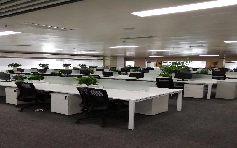 凯达尔集团中心大厦写字楼出租900平米豪装办公室100元/m².月