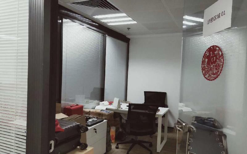迈科龙大厦写字楼出租267平米精装办公室88元/m².月