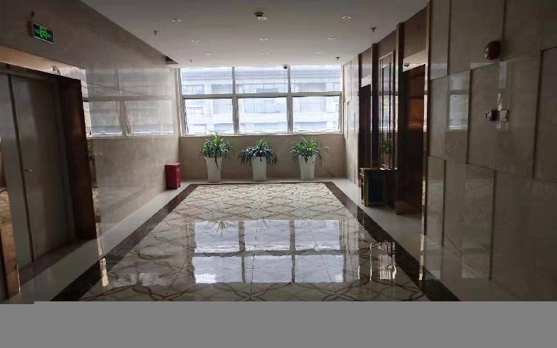 惠恒大厦写字楼出租122平米精装办公室85元/m².月