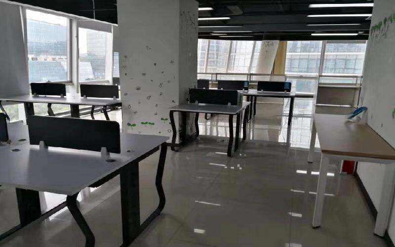 南山智园写字楼出租276平米精装办公室120元/m².月
