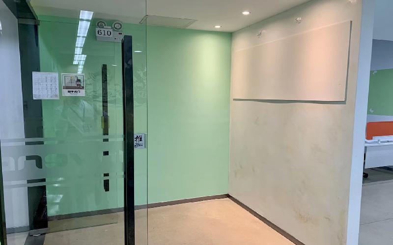 创维半导体设计大厦写字楼出租512平米精装办公室170元/m².月