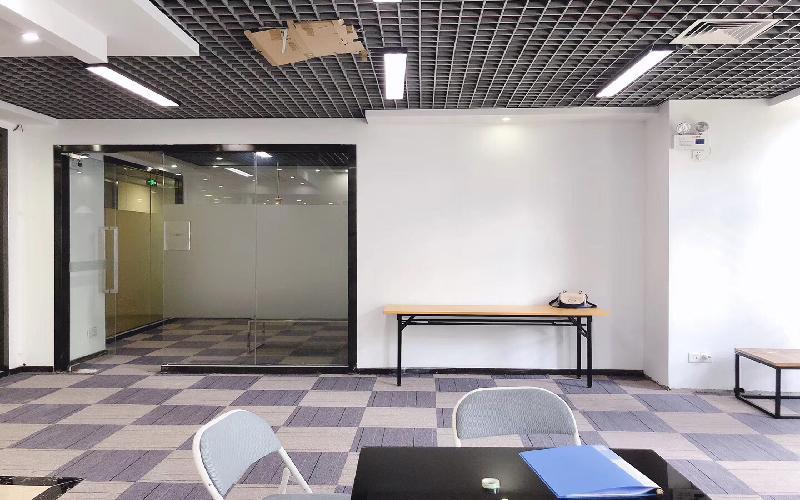 北科大厦写字楼出租100平米精装办公室108元/m².月