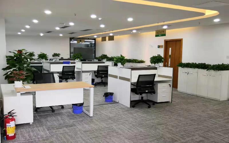 深圳湾科技生态园(三期)写字楼出租1283平米精装办公室158元/m².月