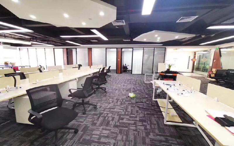 德维森大厦写字楼出租610平米精装办公室88元/m².月