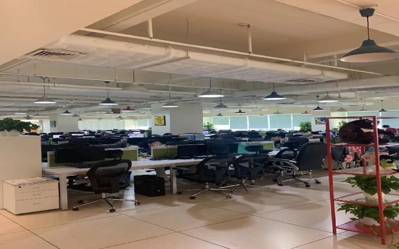 超多维科技大厦写字楼出租1425.71平米精装办公室166.8元/m².月