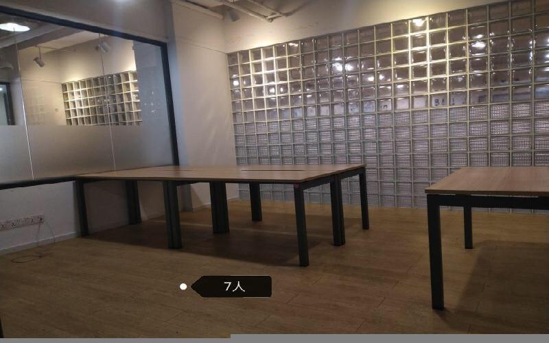 富利臻大厦写字楼出租10平米精装办公室1600元/工位.月
