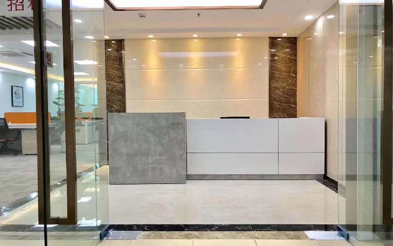苍松大厦写字楼出租228平米精装办公室98元/m².月