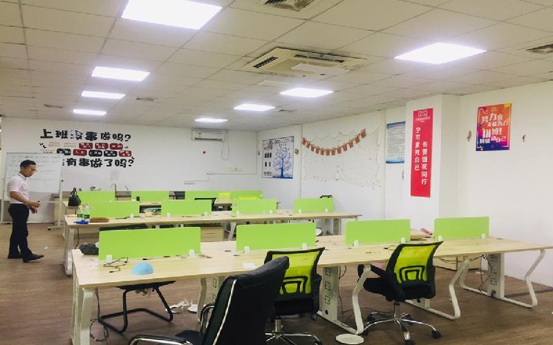 本真楼写字楼出租498平米精装办公室25元/m².月