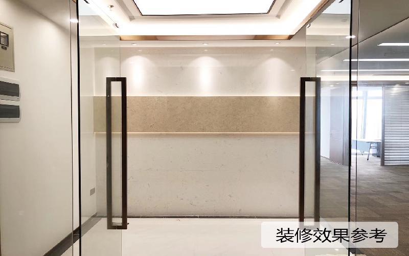卓越前海壹号写字楼出租190平米精装办公室118元/m².月