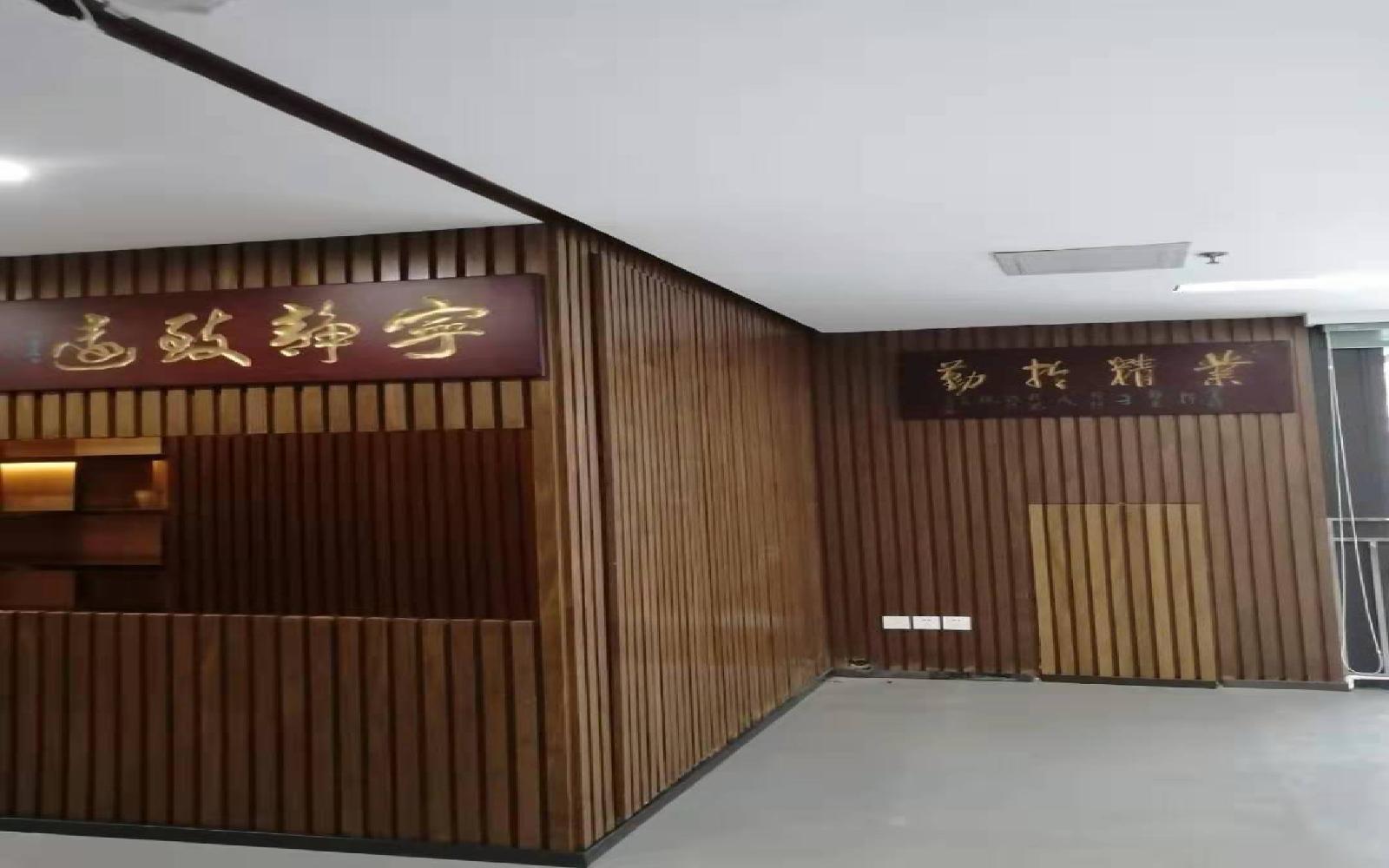 横岗大厦写字楼出租350平米精装办公室65元/m².月