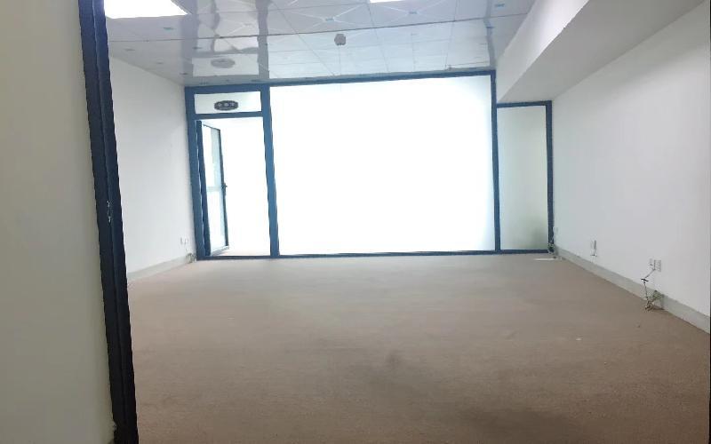 横岗大厦写字楼出租88平米精装办公室69元/m².月