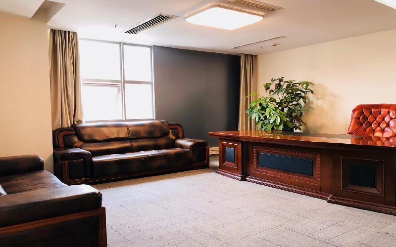 创客街-海德大厦写字楼出租765平米精装办公室85元/m².月