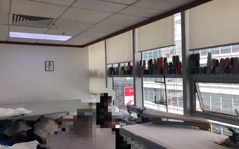 恒裕中心写字楼出租88平米精装办公室10000元/间.月