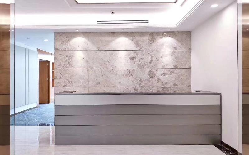 海王星辰大厦写字楼出租296平米豪装办公室155元/m².月