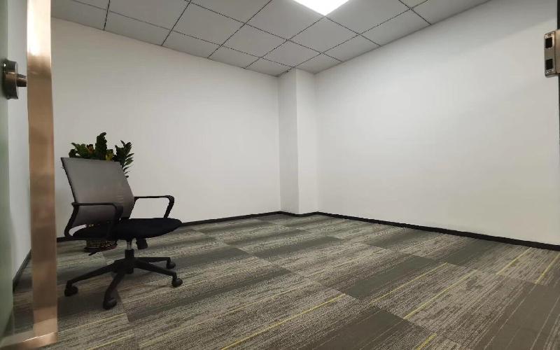 中电照明大厦写字楼出租185平米精装办公室48元/m².月