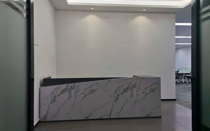 青年创业园写字楼出租283平米精装办公室70元/m².月