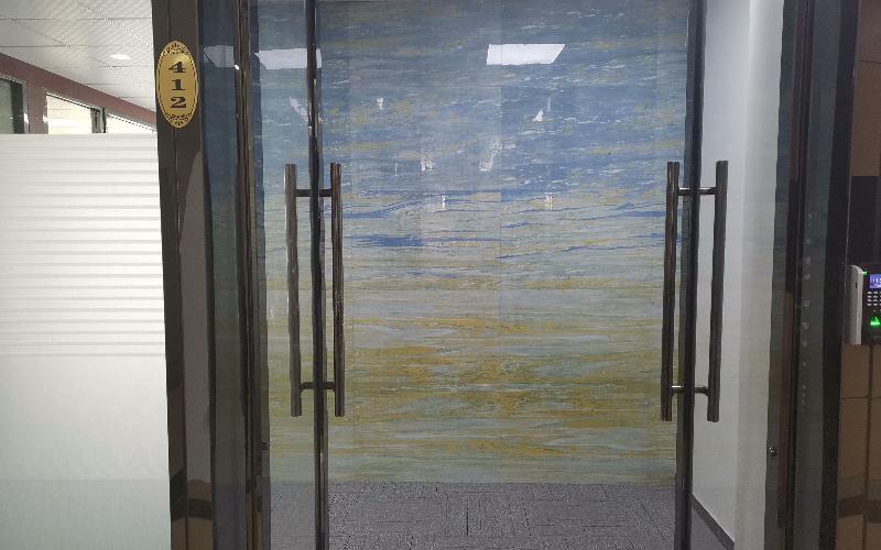 健兴科技大厦写字楼出租184平米精装办公室95元/m².月