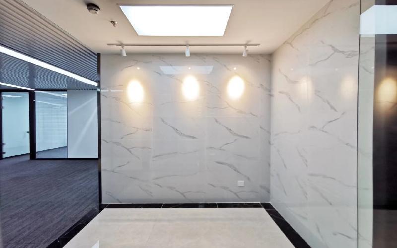 芒果网大厦写字楼出租380平米精装办公室78元/m².月