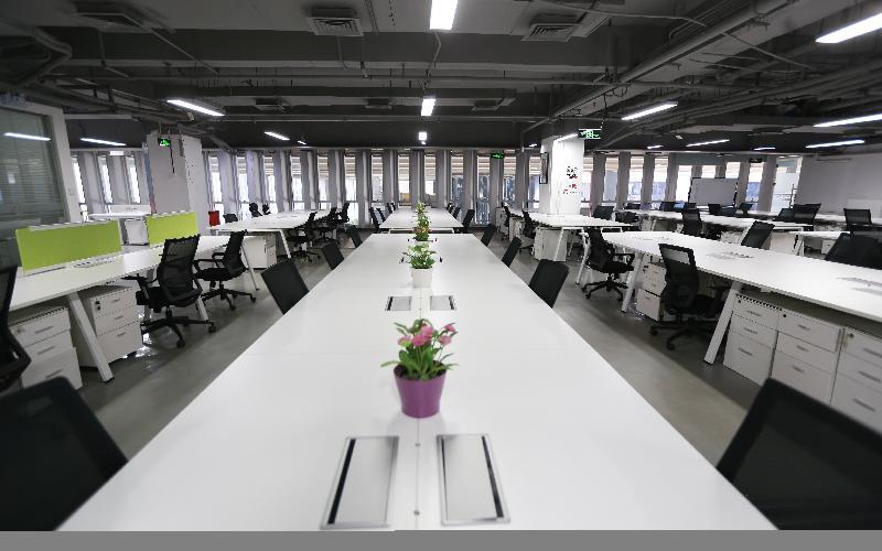 软件产业基地写字楼出租1265平米精装办公室60元/m².月