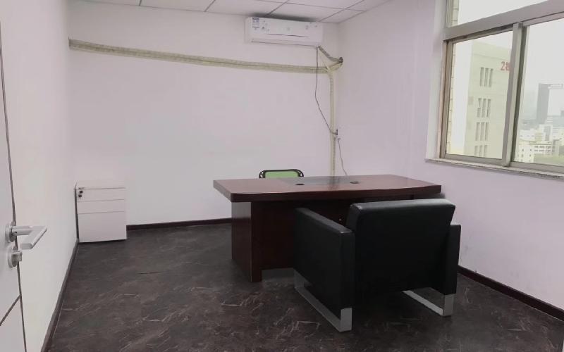 科技园工业大厦写字楼出租225平米精装办公室90元/m².月